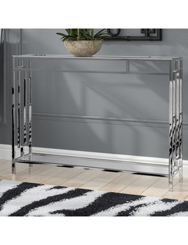 House Of Hampton Lynx Console Table & Reviews by House Of Hampton