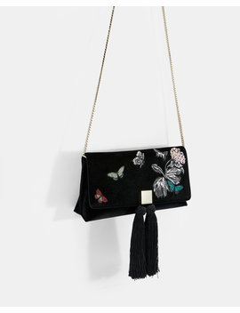 Narrnia Tassel Clutch by Ted Baker