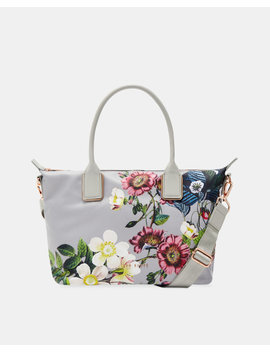 Oracle Small Nylon Tote Bag by Ted Baker