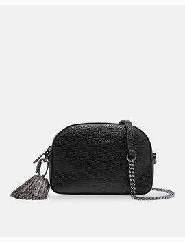 Leather Tassel Belt Bag by Ted Baker