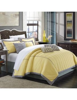 Chic Home Rhodes 8 Piece Bed Set by Kohl's