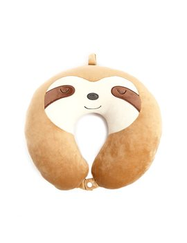 Sloth Graphic Neck Pillow by Forever 21