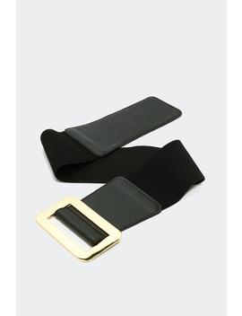 Work For The Weekend Belt by Nasty Gal