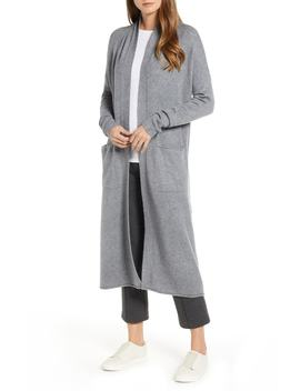 Pocket Duster Sweater by Lou & Grey
