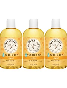 Burt's Bees Baby Bubble Bath, 12 Ounces (Pack Of 3) by Burt's Bees Baby