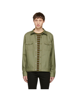 Green Work Jacket by Frame