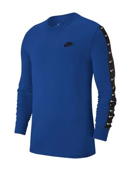 Nsw Swoosh Logo Long Sleeve T Shirt by Nike