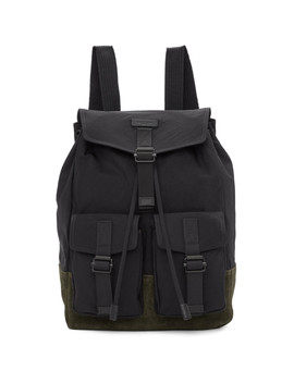 Black Fleet Backpack by Rag & Bone