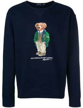 Polo Bear Sweatshirt by Polo Ralph Lauren