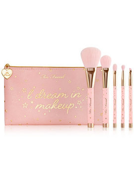 Christmas Dreams 5 Pc. Brush Set by Too Faced