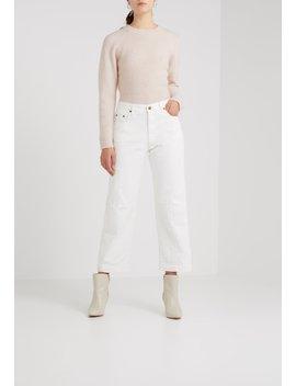 Cut Boyfriend Jeans   Jeans Straight Leg by Mc Q Alexander Mc Queen