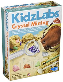 4 M Crystal Mining Kit by 4 M