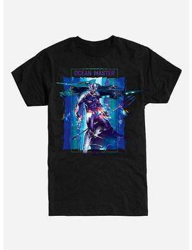 Dc Comics Aquaman Ocean Master T Shirt by Hot Topic