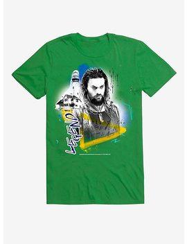 Dc Comics Aquaman Legend T Shirt by Hot Topic