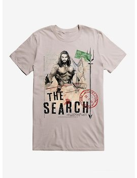 Dc Comics Aquaman The Search T Shirt by Hot Topic