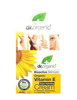 Dr Organic Vitamin E Cream 50ml by Dr. Organic