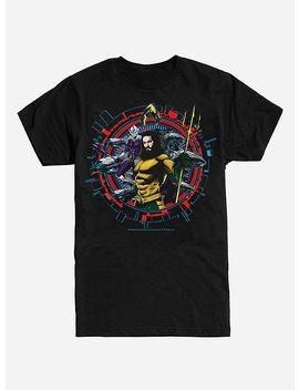 Dc Comics Aquaman And Villains T Shirt by Hot Topic