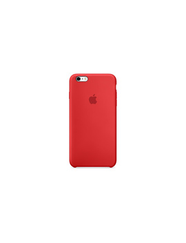 I Phone6Plus / 6sPlus Silikon Case– (Product)Red by Apple