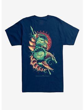 Dc Comics Aquaman Nereus T Shirt by Hot Topic