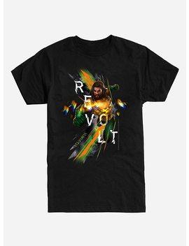 Dc Comics Aquaman Revolt T Shirt by Hot Topic