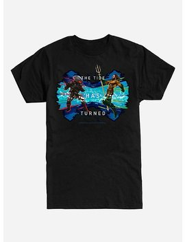 Dc Comics Aquaman The Tide Has Turned T Shirt by Hot Topic