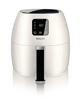Philips Xl Airfryer, The Original Airfryer, Fry Healthy With 75 Percents Less Fat, White, Hd9240/34 by Philips
