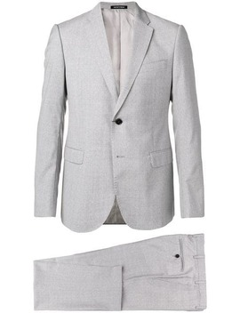 Classic Two Piece Suit by Emporio Armani