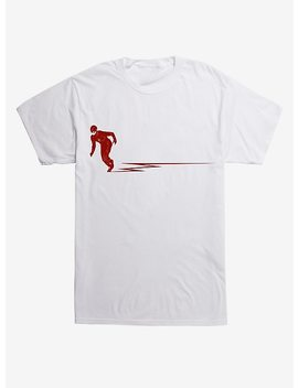 Dc Comics The Flash Running T Shirt by Hot Topic
