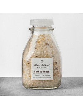 Bath Salt Orange Amber   Hearth & Hand™ With Magnolia by Shop Collections