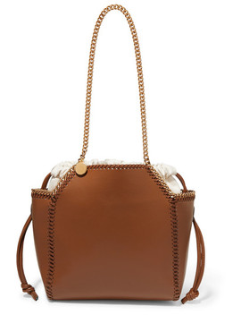 The Falabella Reversible Faux Leather Tote by Stella Mc Cartney