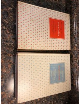 Mastering The Art Of French Cooking Set Vol 1   1963 & Vol 2 1971   Julia Child by Ebay Seller