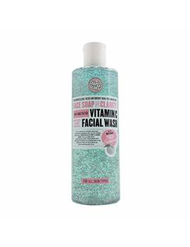 Soap And Glory Face Soap And Clarity In Daily Detox Vitamin C Facial Wash 350Ml by Amazon