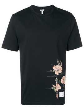 Logo T Shirt by Loewe
