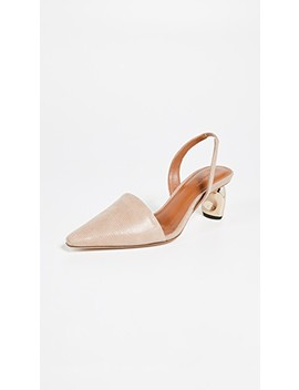 Conie Slingback Pumps by Rejina Pyo
