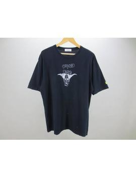 Jean Michel Basquiat T Shirt Vintage Jean Miche Basquiat Tshirt Gestenigd Op Samo T Mannen Maat Xl by Etsy