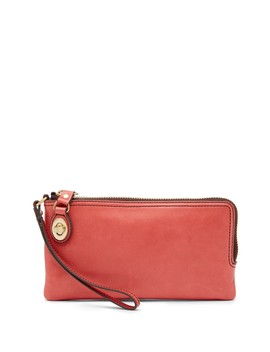 Mila Leather Wrist Strap by Hobo