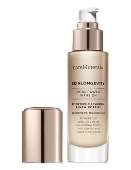 Skinlongevity Vital Power Infusion Serum, 1.7 Oz. by Bare Minerals
