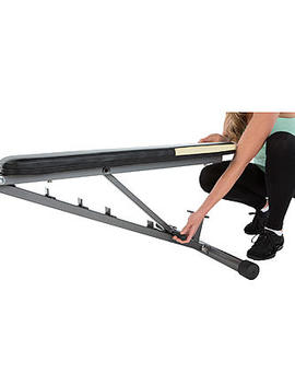 Fitness Reality 1000 'Super Max' Weight Bench Fitness Reality 1000 'Super Max' Weight Bench by Fitness Reality