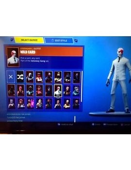Epic Game Account Fortnite Save The World Dance Rare Skins And  More by Ebay Seller