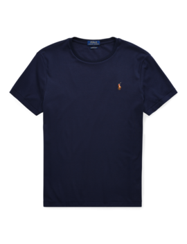 Classic Fit Interlock Tee by Ralph Lauren
