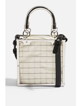 Cady Cage Mini Tote Bag by Topshop