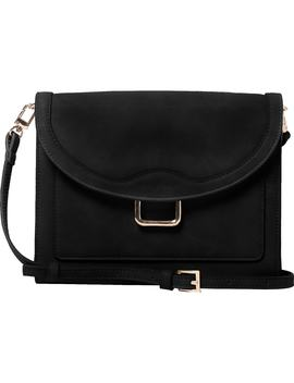 The Edit Vegan Leather Crossbody Bag by Urban Originals