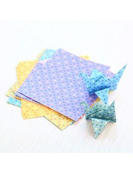 Minji   Printed Origami Paper by Minji