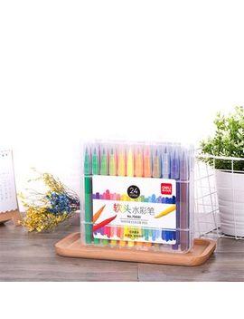 Color Station   Watercolor Pen (12pcs/ 24pcs) by Color Station
