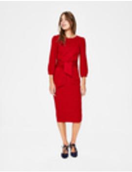 Josephine Ponte Dress by Boden