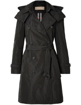 Amberford Shell Trench Coat by Burberry