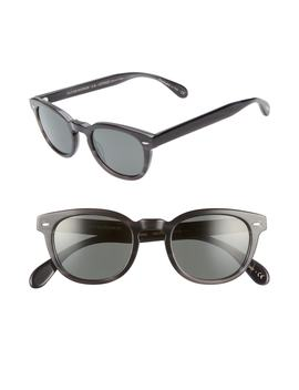 Sheldrake 47mm Polarized Sunglasses by Oliver Peoples