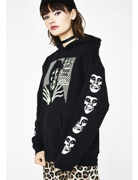 X Misfits Fiend Club Hallow Pullover by Obey