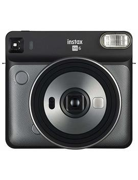 Instax Square Sq6   Graphite Grey 1 Pack Square Film (10 Exp) by Amazon