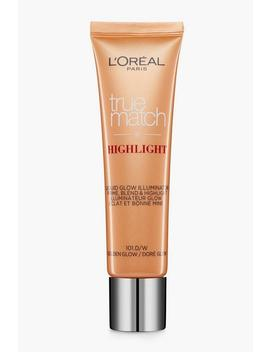 L'oreal True Match Liquid Illuminator  101 D/101 W by Boohoo